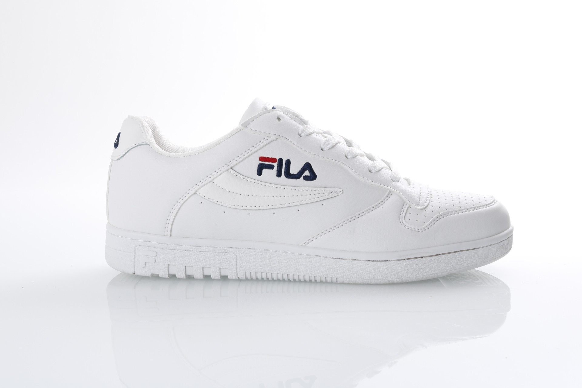 Foto van Fila 1010260-1FG Sneakers FX100 low Wit