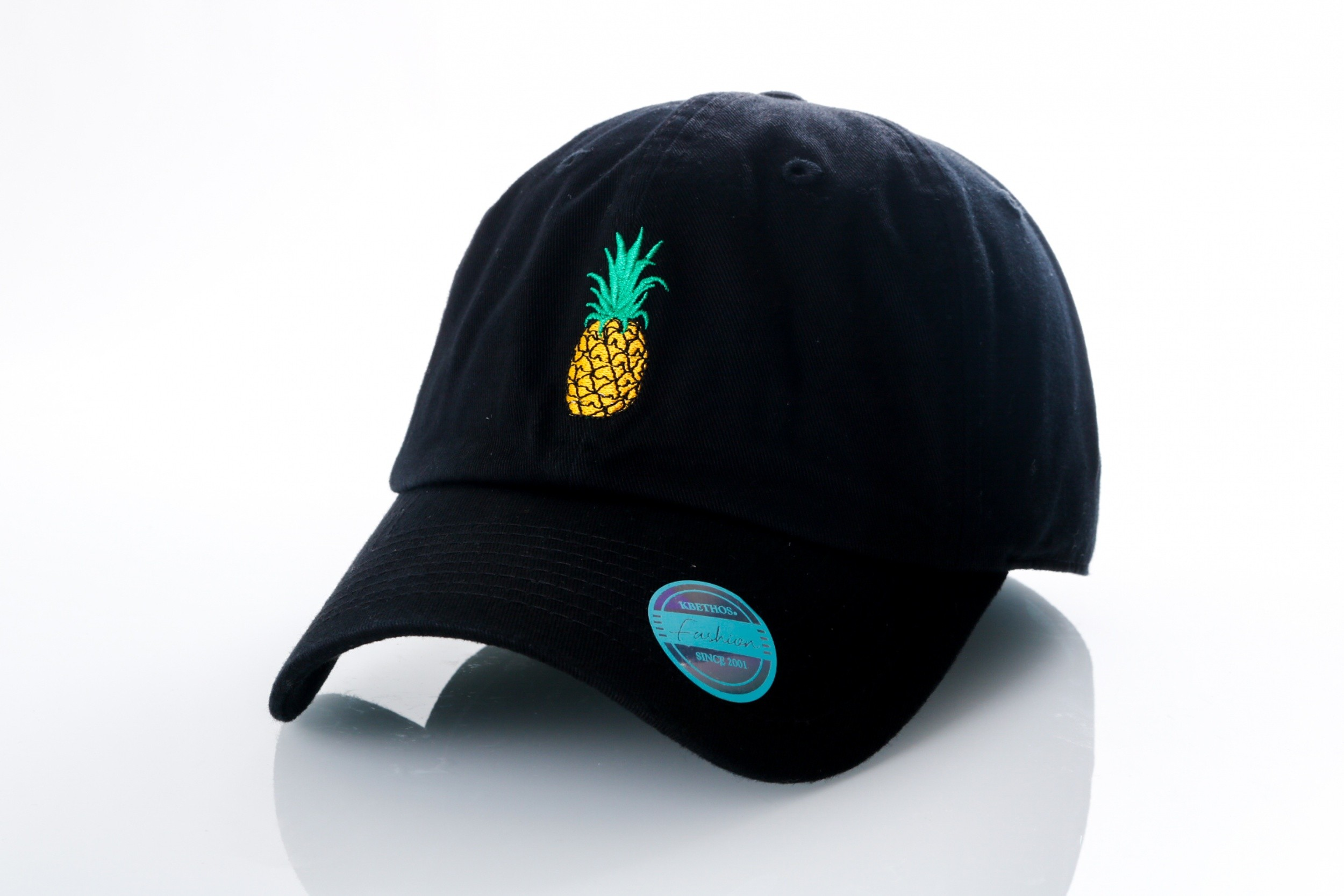 Foto van Ethos Pineapple KBSV-021 black KBSV-021 dad cap black