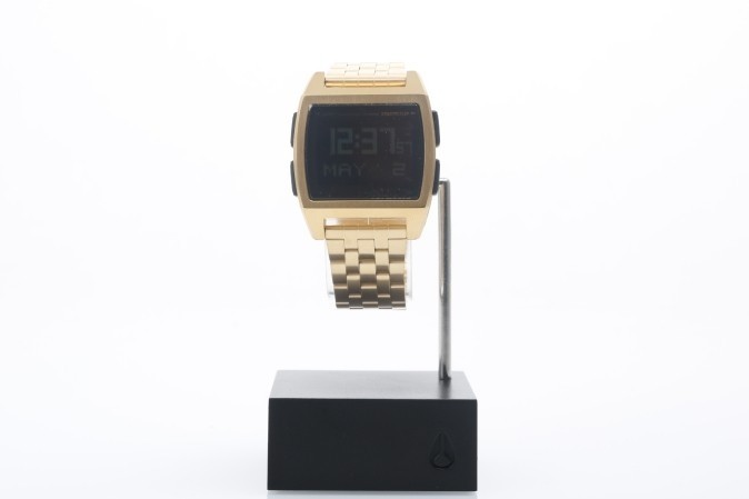 Foto van Nixon A1107-502--00 Watch Base Goud