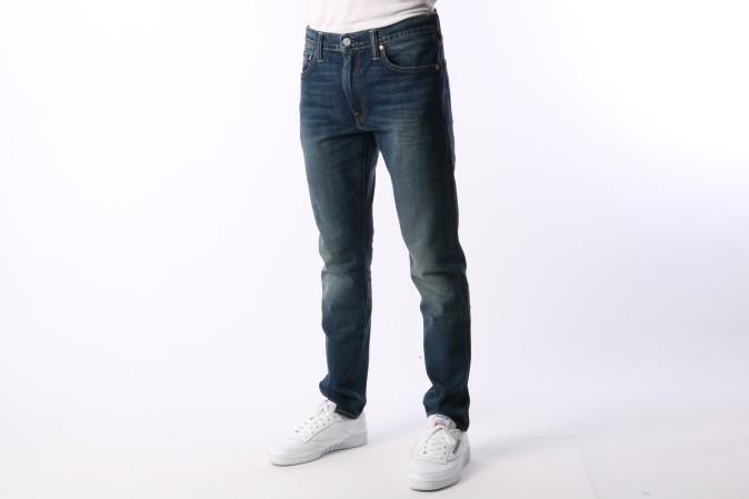 Foto van Levi's 28833-0179 Jeans 512 slim taper fit Madison square