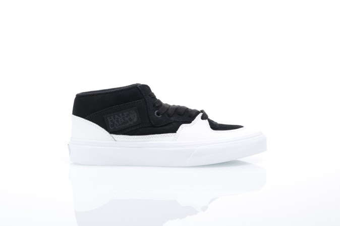 Afbeelding van Vans Classics VA348E-QV1 Sneakers Half cab Zwart
