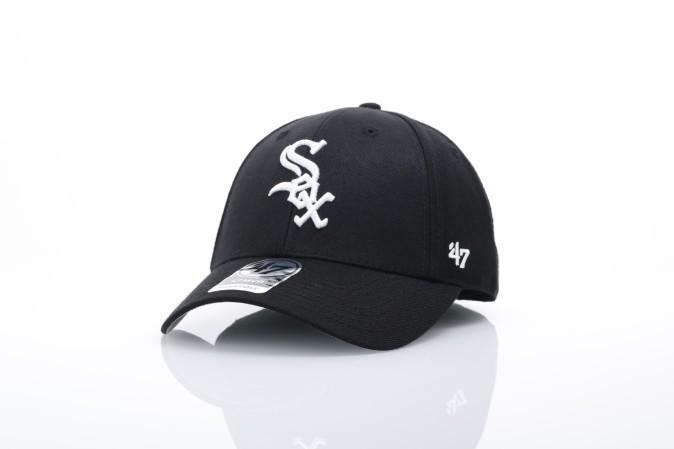 Afbeelding van 47 Brand B-MVP06WBV-HM Dad cap Mvp Chicago White Sox Zwart