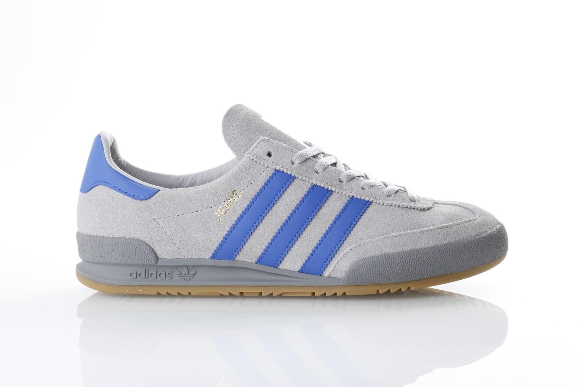 Foto van Adidas Originals CQ2769 Sneakers Jeans Grijs