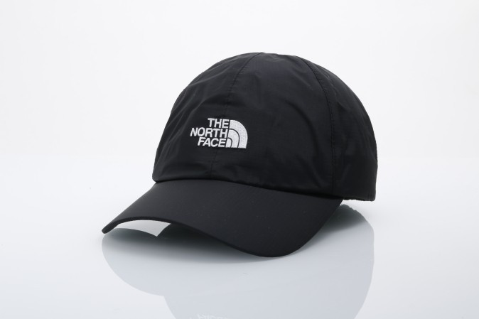 Foto van The North Face T0CG0H-JK3 Strapback cap Dryvent logo Zwart