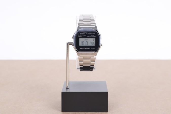 Foto van Casio Vintage A158WEA-1EF Watch A158WEA Zilver