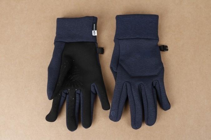 Foto van The North Face T92T7V-H2G Gloves Etip hardface Blauw