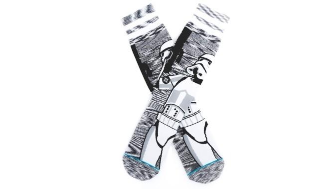 Afbeelding van Stance M545D17EMPG-RYL Socks Star Wars Empire Grijs