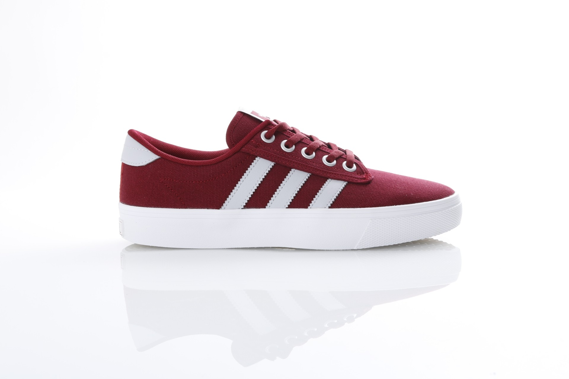 Foto van Adidas Originals CQ1090 Sneakers Kiel Rood