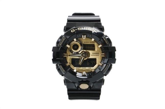 Foto van Casio G-Shock GA-710GB-1AER Watch GA-710GB Zwart