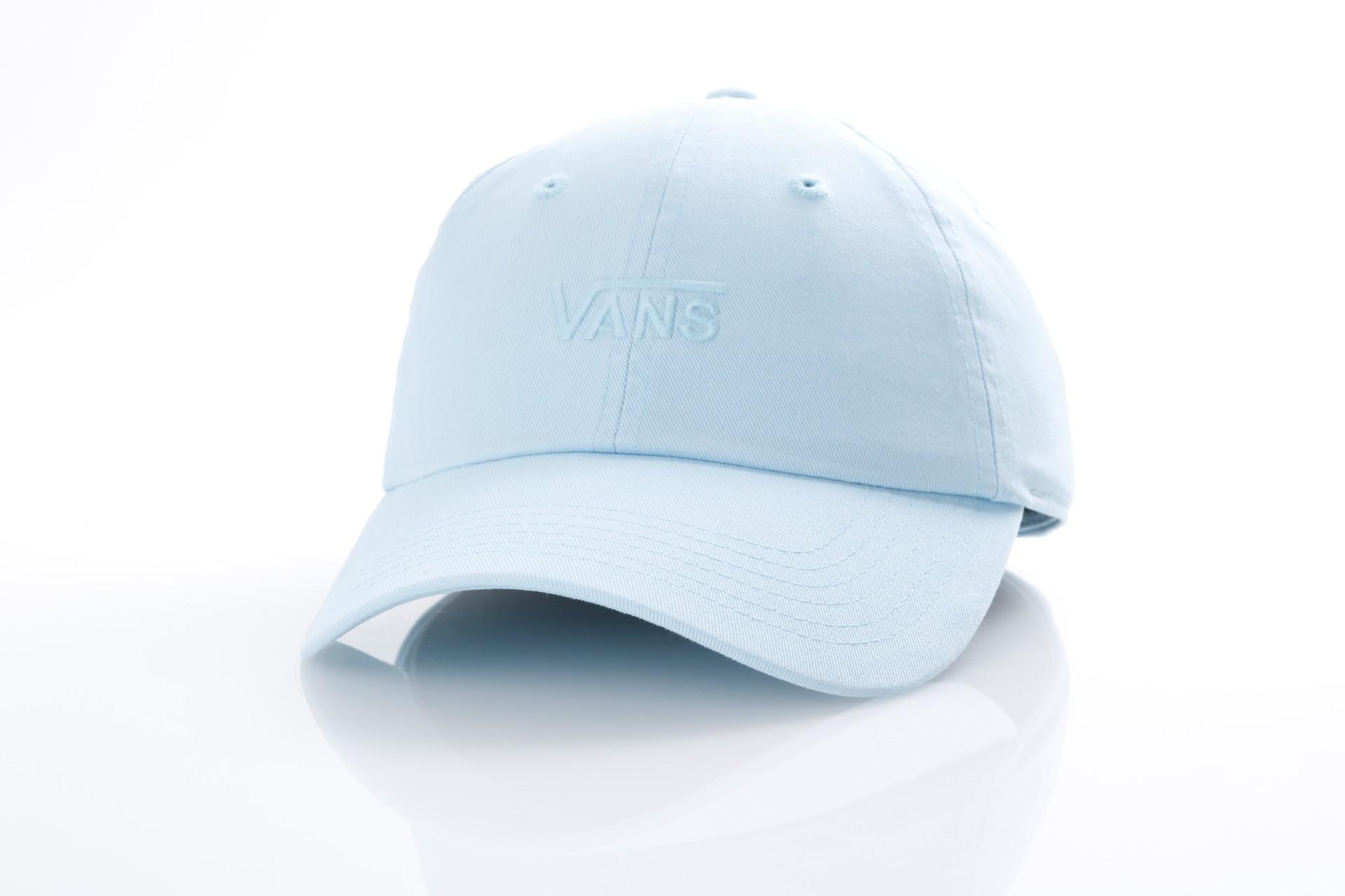 Foto van Vans VA31T6-689 Dad cap Court side Blauw