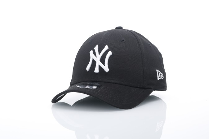 Afbeelding van New Era Kids 10879076 Dad cap 940 MLB league basic NY Yankees Zwart