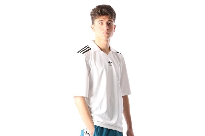 Foto van Adidas Originals CW1220 Jersey Football Wit