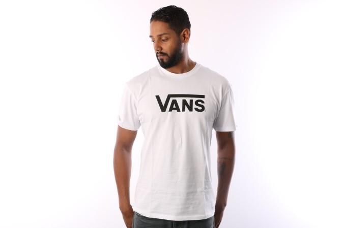 Afbeelding van Vans VGGG-YB2 T-shirt Vans classic Wit