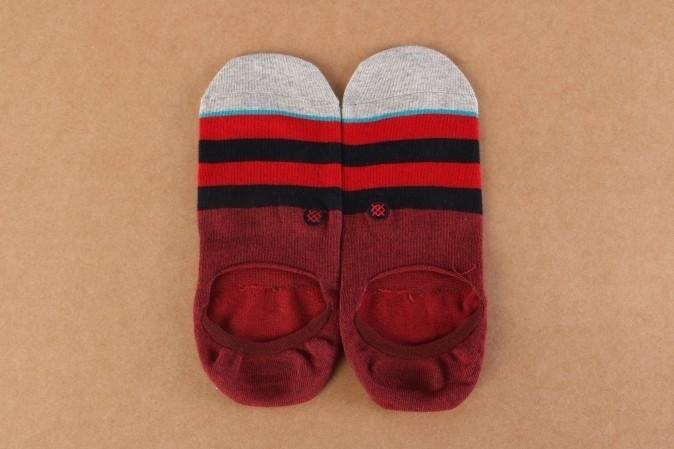 Foto van Stance M115B16SADD-RED Socks Sadelow Rood