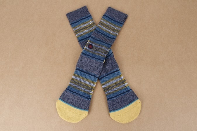 Foto van Stance M556C16GAV-BLU Socks Gaviotas 2 Blauw