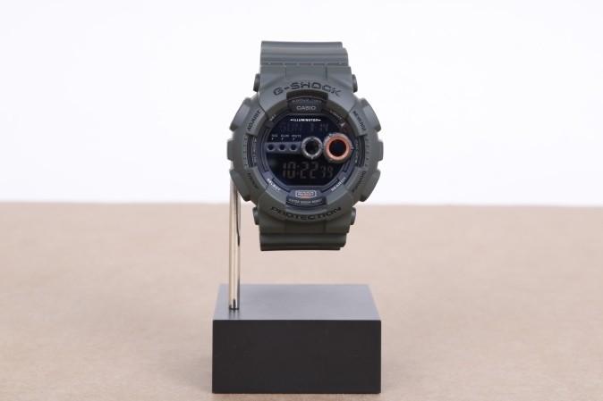 Foto van Casio G-Shock GD-100MS-3ER Watch GD-100MS Groen