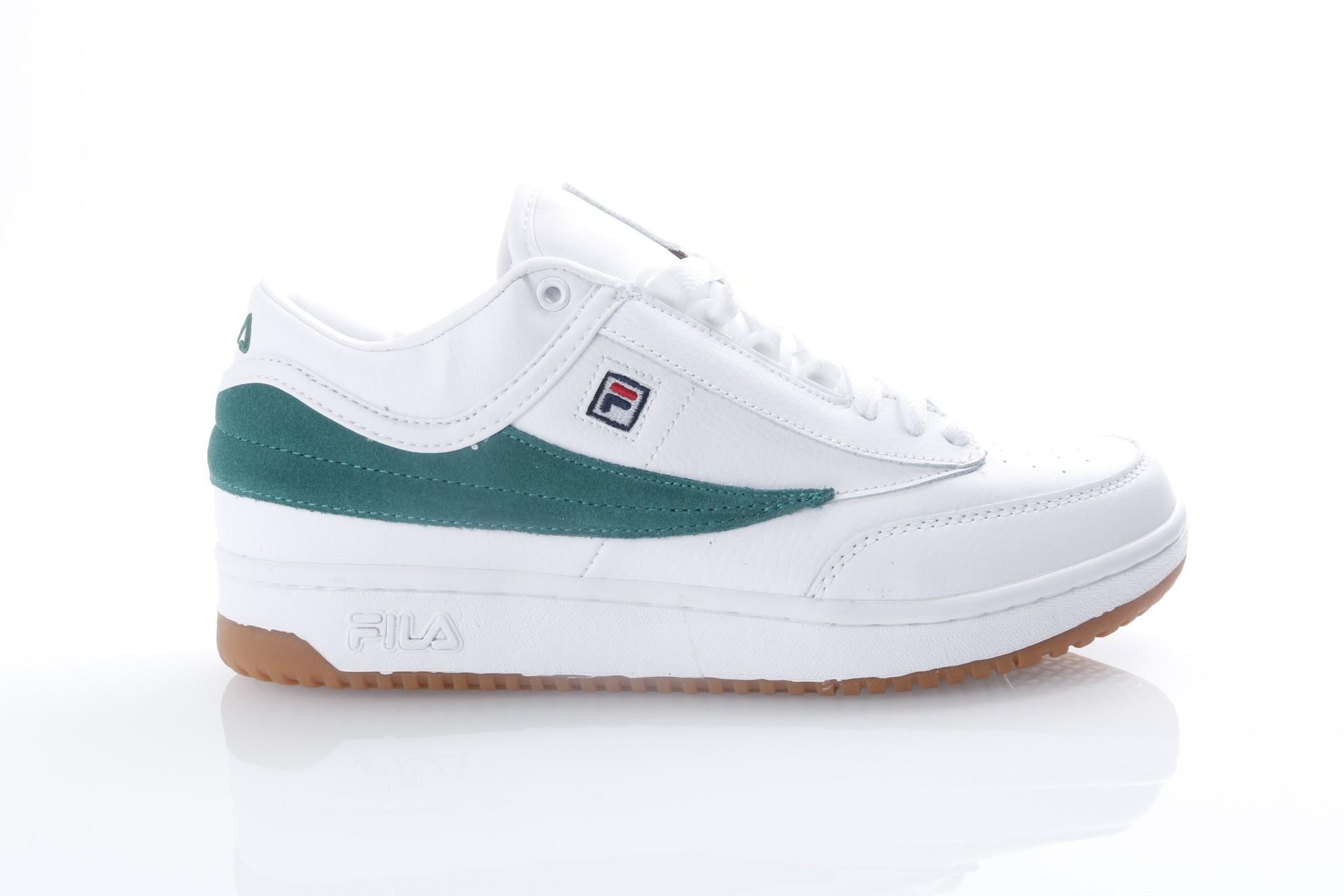 Foto van Fila 1VT13074-162 Sneakers T1 mid Wit
