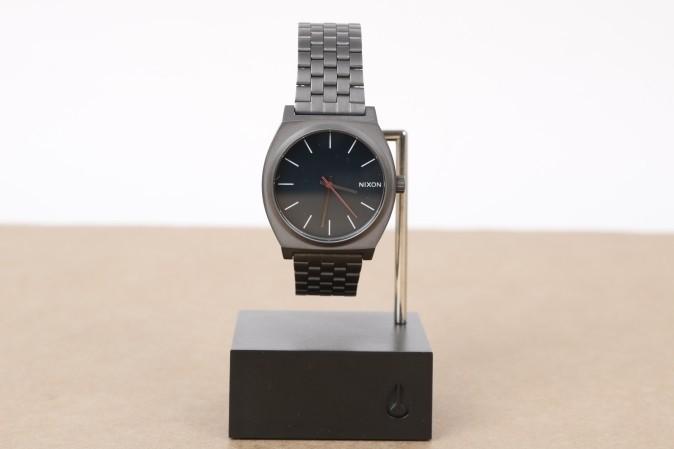 Afbeelding van Nixon A045-2340 Watch Time teller Grijs