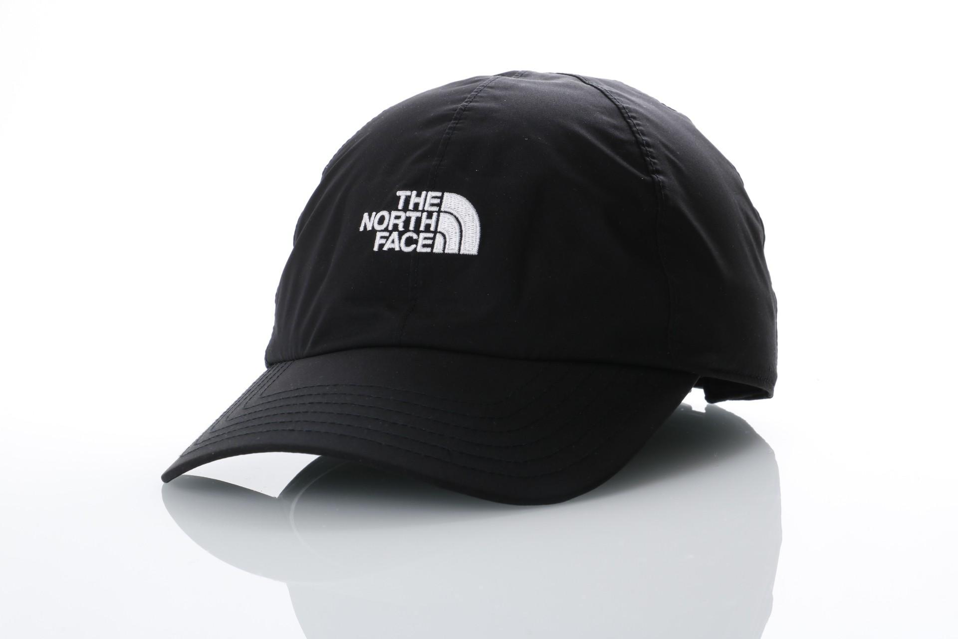 Foto van The North Face T0A0BM-KY4 Strapback cap Logo gore Zwart