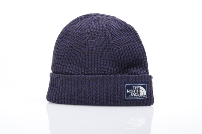 Foto van The North Face T0A6W3-WHK Beanie Salty dog Paars