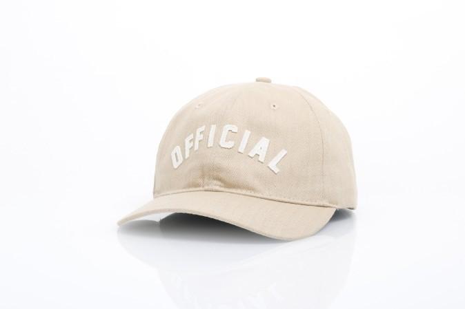 Afbeelding van Official SP17-6014 Strapback cap Arc Bruin
