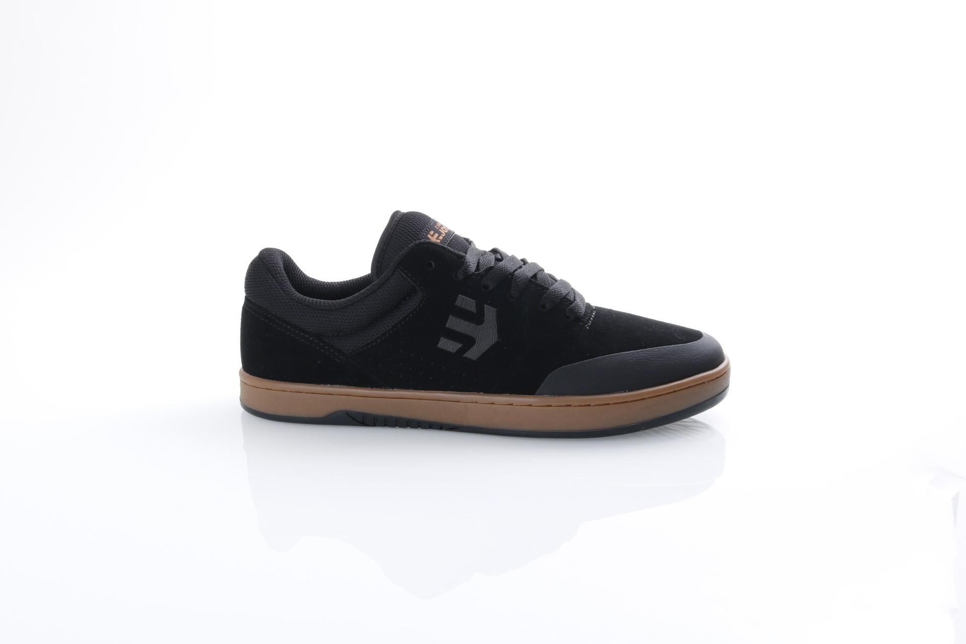 Foto van Etnies 4101000403-598 Sneakers Marana Zwart