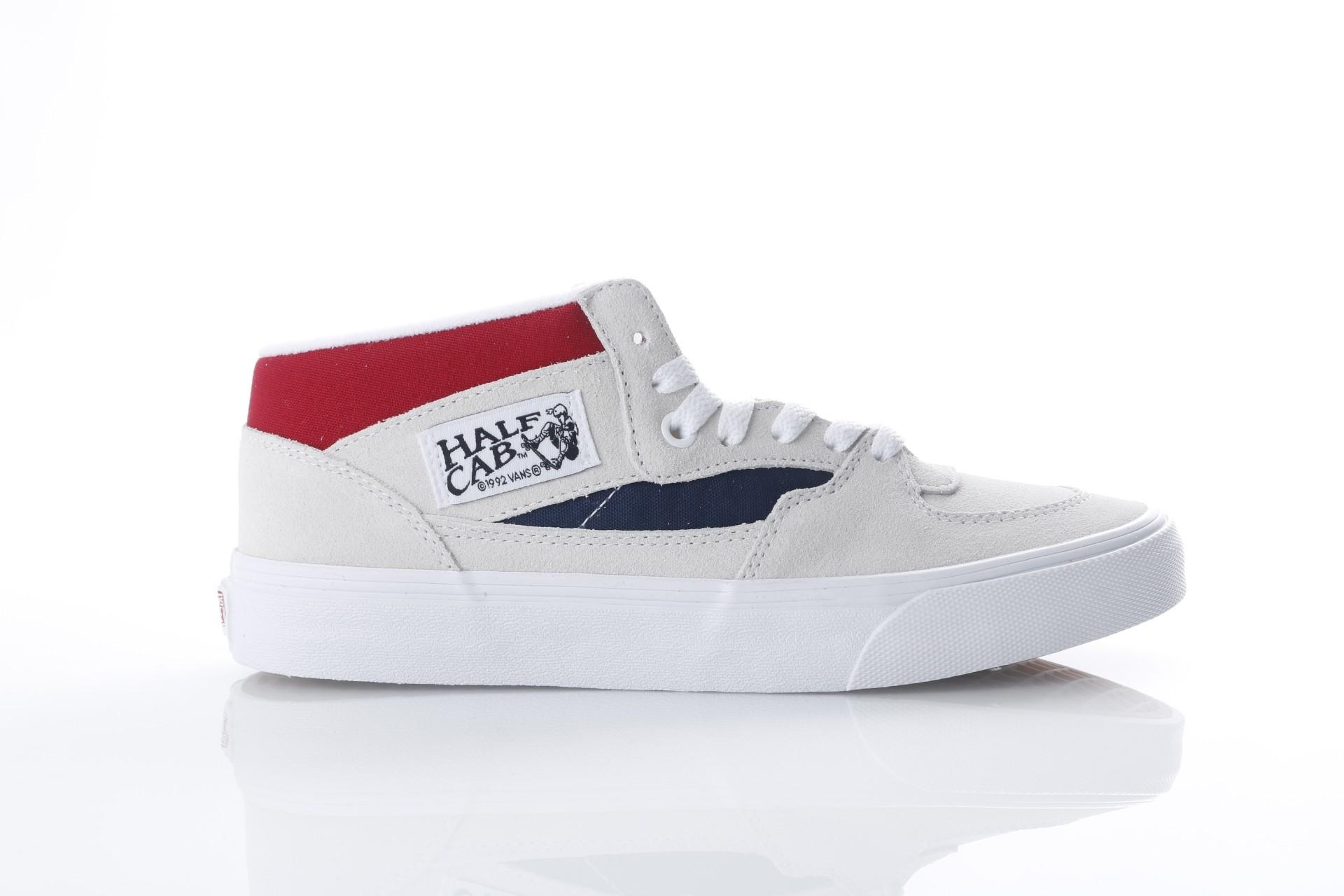 Afbeelding van Vans Classics VA348E-QKN Sneakers Half cab Wit