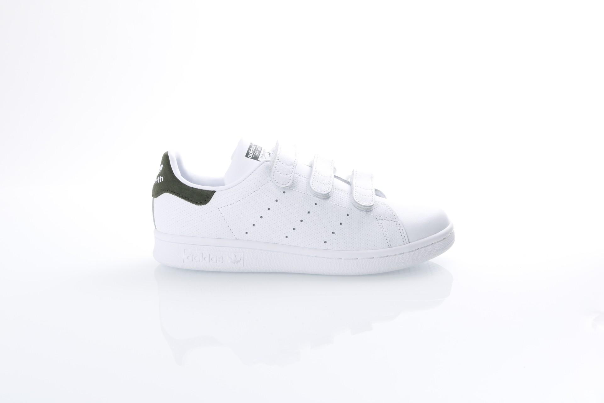 Foto van Adidas Originals CQ2635 Sneakers Stan Smith cf Wit