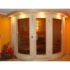 Afbeelding 5 van Azalp Sauna Runda 220x203 cm elzen
