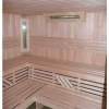 Afbeelding 9 van Azalp Sauna Runda 263x263 cm elzen
