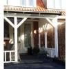 Bild 23 von Azalp Terrassenüberdachung Holz 500x400 cm