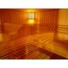 Afbeelding 6 van Azalp Sauna Runda 280x237 cm elzen
