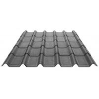 Foto van Onduline Complete set Onduvilla voor dit dak (Zwart)