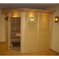 Foto von Azalp Dachkranz für Sauna Genio