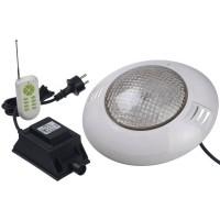 Foto von Ubbink LED-Spot 406 RGB mit Fernbedienung und Sicherheitstransformator