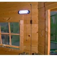 Foto van Azalp Heitronic Schuurlamp Solar LED