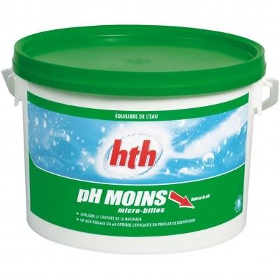 Hoofdafbeelding van HTH pH minus poeder 5 kg