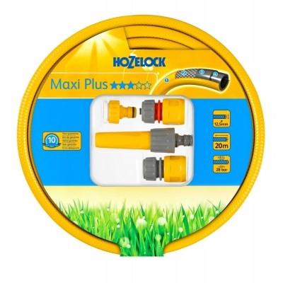 Foto van Hozelock Maxi Plus slang geel 25m