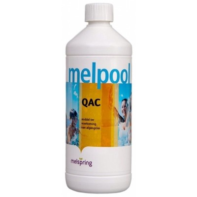 Foto van Melpool QAC - algenbestrijding 1 liter (anti-alg)