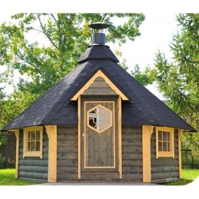Foto von Viking Finnische Grill-Kota 464x464 cm
