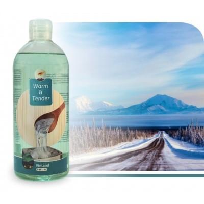 Foto van Warm and Tender Concentraat Finland Fris 100 ml