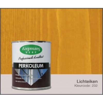 Foto von Koopmans Perkoleum, Eiche hell 232, 0,75L Hochglanz