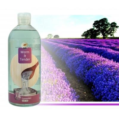 Foto van Warm and Tender Concentraat Lavendel 100 ml