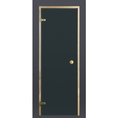 Hoofdafbeelding van Ilogreen Saunadeur Trend (Vuren) 209x69 cm, groenglas