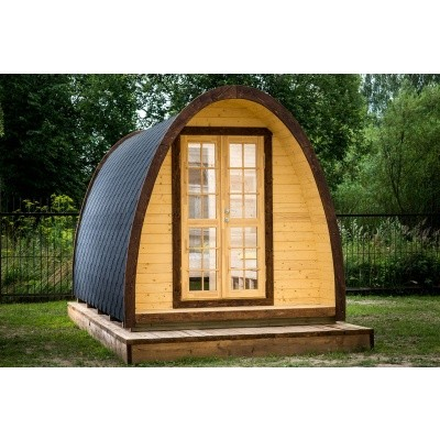 Foto van Interflex Camping Pod 4,8m