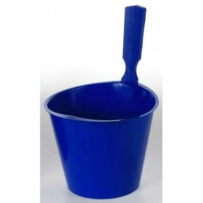 Foto van Ilogreen Sauna-emmer Plastic 3L Blauw