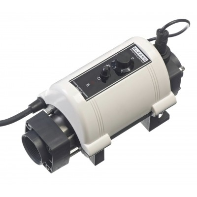 Foto von Elecro Engineering Nano PRO 3 kW mono Swimming Pool Heater (titanium)