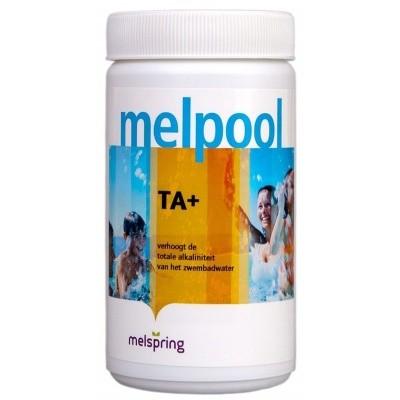 Foto von Melpool TA+ Alkalinität Pulver 1 kg