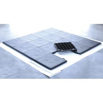 Hoofdafbeelding van Leisure Concepts SmartDeck 240 x 240 cm incl. TrimKit