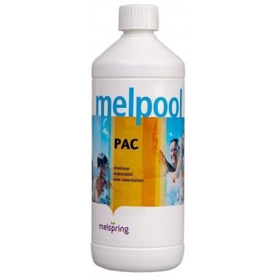 Foto van Melpool PAC - vloeibaar vlokmiddel 1 liter